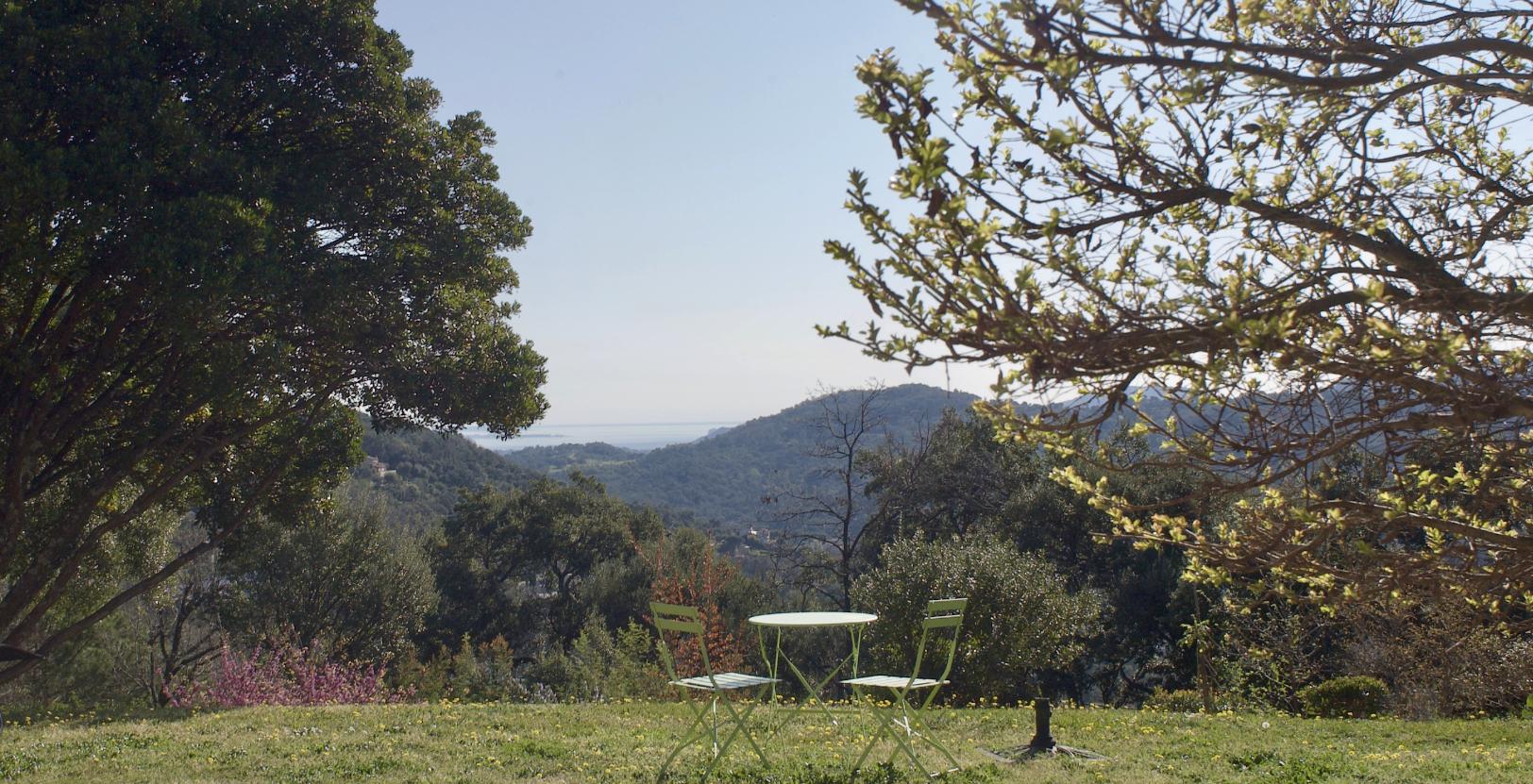 Coiffure énergétique  aux Adrets de l'Estérel - Côte d'Azur